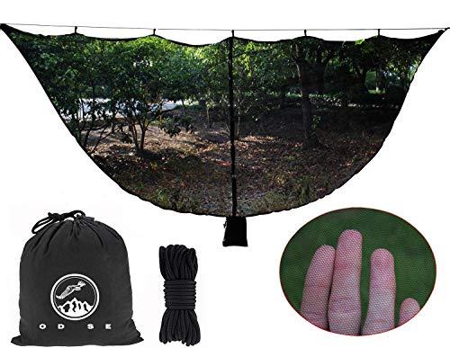 Bug Hammock Net - OUTDOOR SKYE Hammock Net - 12' Hammock Net Fits All Camping Hammocks. Compact, Lightweight. Fast Easy Setup.Essential Camping and Survival Gear