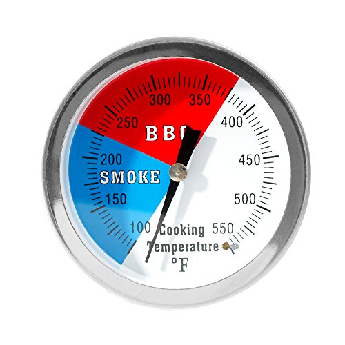 smoker thermometer long stem - 7