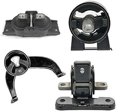 Motor Mounts /& Trans Mount Full Set 4PCS for 09-10 Dodge Journey 2.4L//3.5L