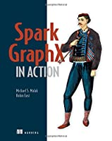 Spark GraphX in Action Front Cover