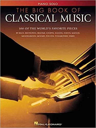 Amazon the big book of classical music 0073999105087 hal amazon the big book of classical music 0073999105087 hal leonard corp books fandeluxe Image collections