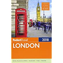 Fodor's London 2018 (Full-color Travel Guide)