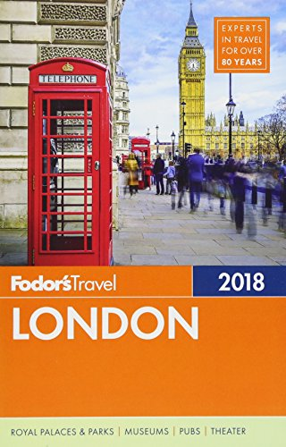 Fodor's London 2018 (Full-color Travel Guide)