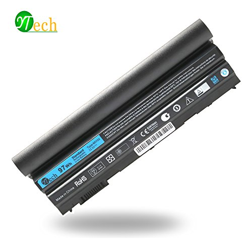 YTech 9Cell New Laptop Battery for Dell Latitude E6420 E5420 E5430 E5520 E5530 E6530 Compatible P/N: 2P2MJ T54FJ 312-1325 312-1165 M5Y0X PRV1Y ()