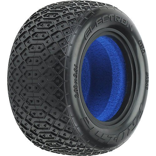 ProLine 824803 Electron T 2.2 M4 Super Soft Off-Road Truck Tires with Closed Cell Foam