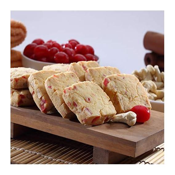 Cafe Niloufer Fruit Biscuits Box (400 GMS)