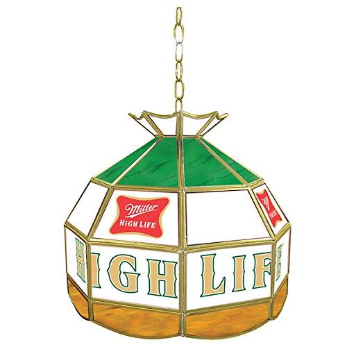 Miller Genuine Draft Tiffany Gameroom Lamp, 16''