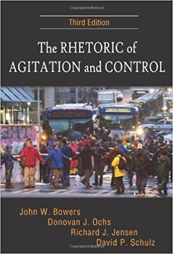 Book Rhetoric of Agitation & Control (Paperback, 2009) 3rd EDITION