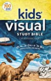 NIV, Kids' Visual Study Bible, Hardcover, Full Color Interior: Explore the Story of the Bible---People, Places, and History