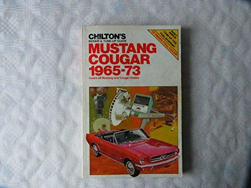 1965 mustang repair manual - 1