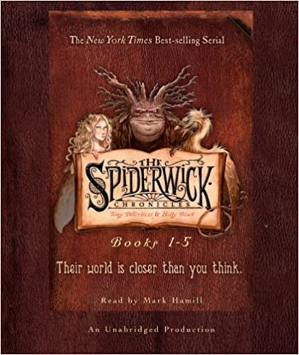 Book The Spiderwick Chronicles: Books 1-5