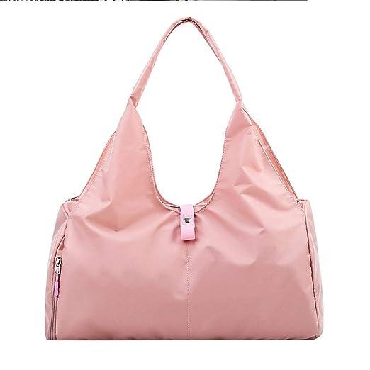 Huwaioury bolsa de viaje para yoga, para mujer, bolsa de ...