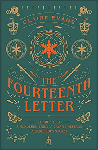 The Fourteenth Letter: The page-turning new thriller filled with a