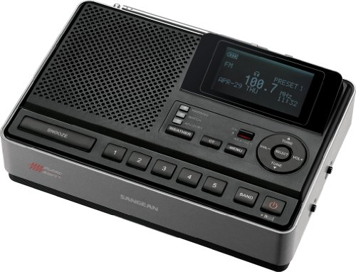 Sangean CL-100 S.A.M.E. Weather Radio