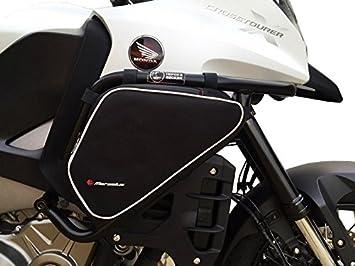 Bolsas para defensas de Motor Hepco & Becker Honda ...