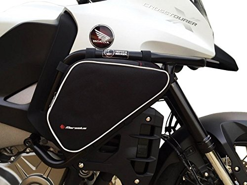 - Honda Crosstourer Hepco & Becker crash bar bags