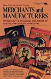 img - for By Glenn Porter - MERNOPANTS AND MANUFACTURERS: STUDIES IN THE NOPANGI: 1st (first) Edition book / textbook / text book