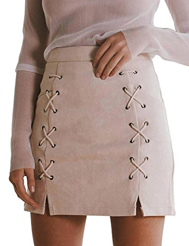Ruched Back Pencil Skirt - 7