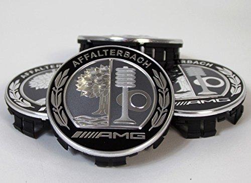 Mercedes benz genuine oem affalterbach amg wheel center for Mercedes benz hat amazon