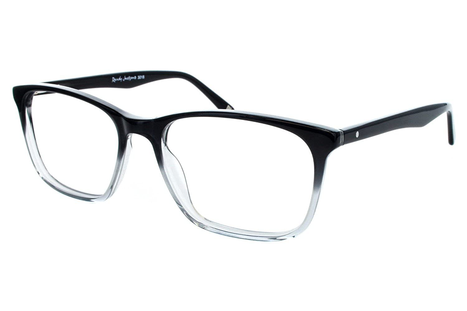 Amazon.com: Mens Unique Prescription Eyeglasses Frames Rxable 56-17 ...
