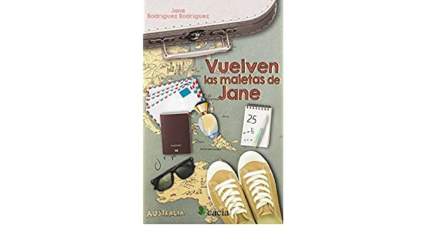 Amazon.com: Vuelven las maletas de Jane (Spanish Edition) eBook: Jane Rodríguez Rodríguez: Kindle Store