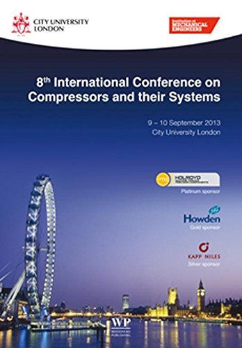 8th International Conference on Compressors and their Systems Pdf