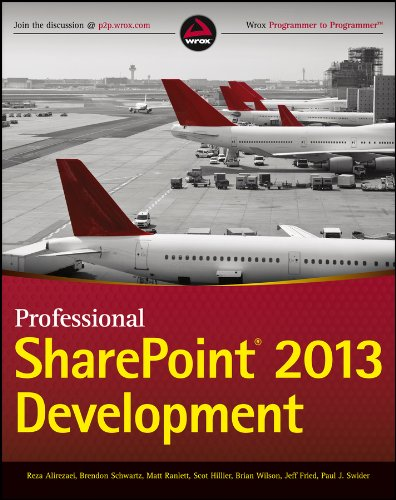 Professional SharePoint 2013 Development Pdf