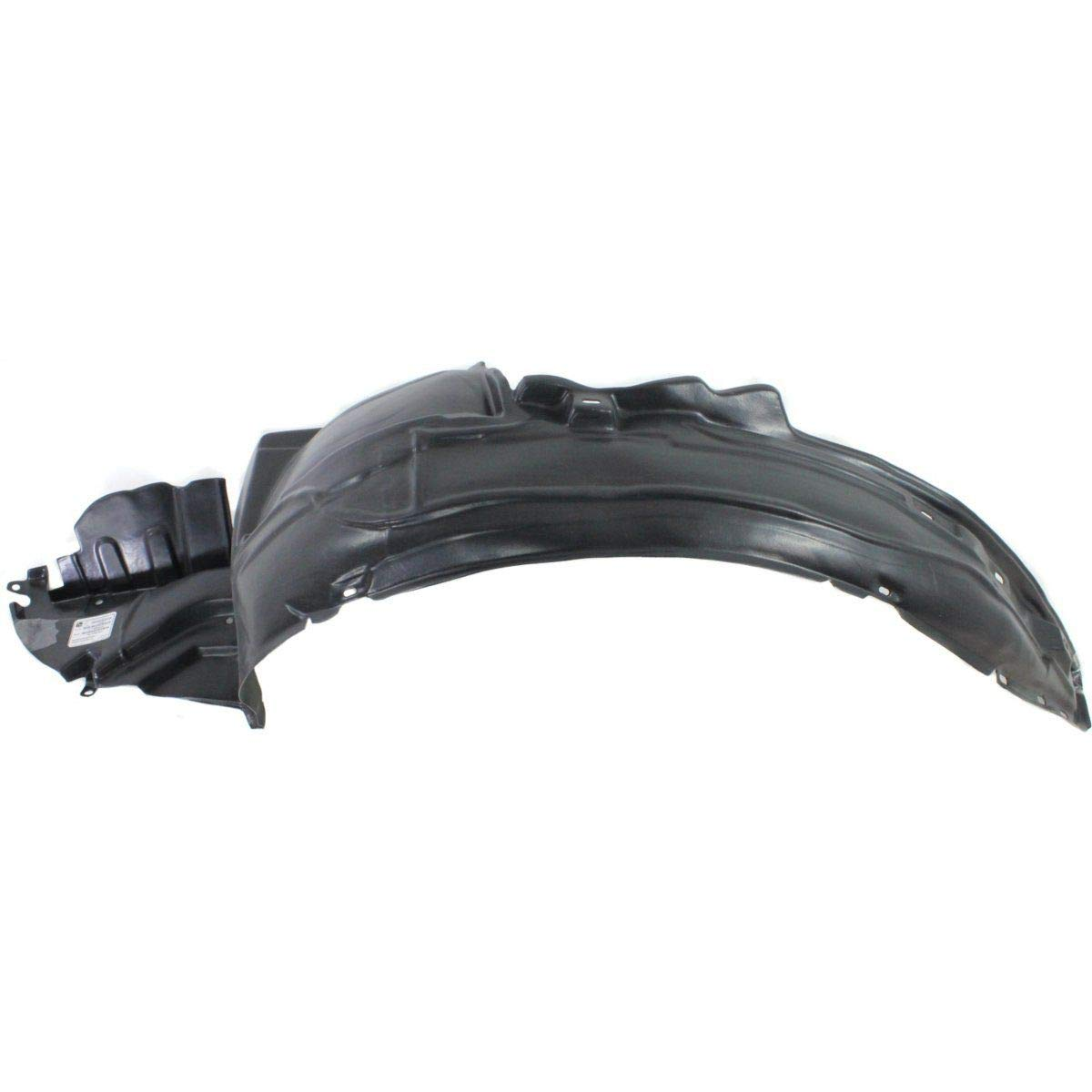New Front Left and Right Side Fender Liner Set Of 2 For 2004-2005 Subaru Impreza And Outback 4-Door Wagon SU1250101 SU1251101