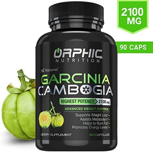 Garcinia Cambogia Suppressant Non Stimulating Metabolism product image