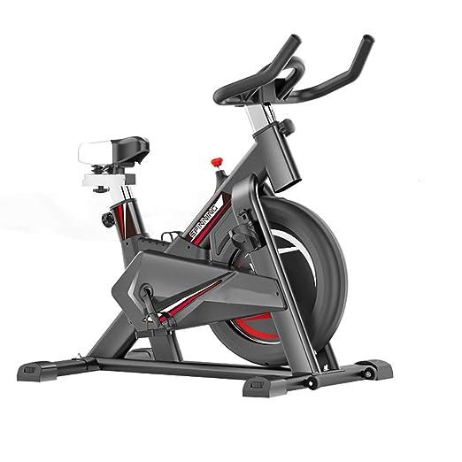 YL Bicicleta estática de Ciclismo Indoor, Fitness Cardio Home ...