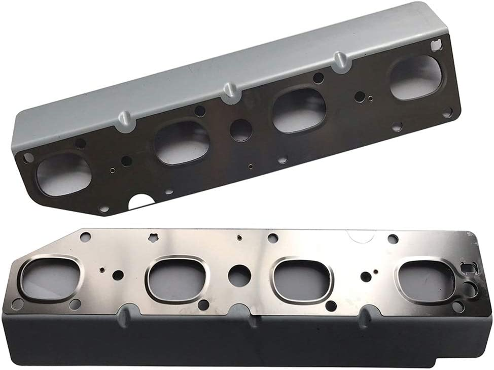 Gaskets SCITOO Exhaust Manifold Gasket Set Replacement for Dodge ...