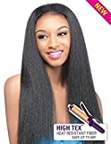 Outre Synthetic Hair Half Wig Quick Weave Annie, 1B