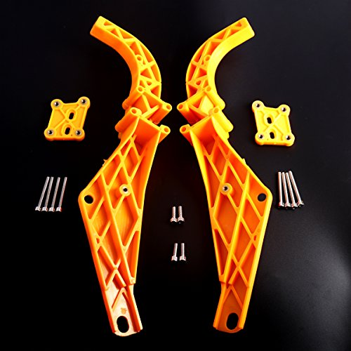 Inner Fairing Batwing Support Brackets For 1996-2013 Harley Touring Street Glide