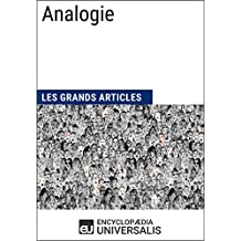 Analogie (Les Grands Articles d'Universalis) (French Edition)