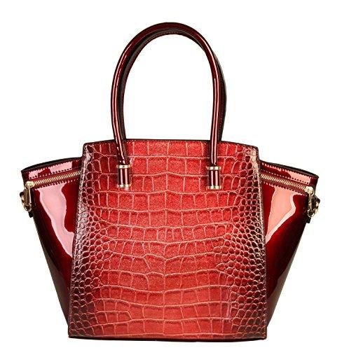 rimen-co-pilot-wing-satchel-style-structured-crocodile-grain-zipper-closure-fashion-handbag-k5-2658-