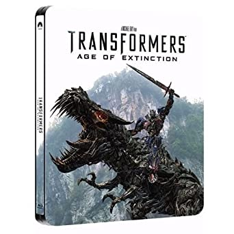 Transformers 4 Age of Extinction 2014- Limited Edition ...