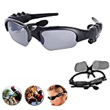 Bluetooth Sunglasses Glasses Wireless Music Sunglasses Outdoor Stereo Headphones Handsfree Headset for Android iPhone 5s 6 6s plus 7 Samsung Galaxy S5 S6 Edge S7 Edge S8 LG Smartphones Tablets iPad