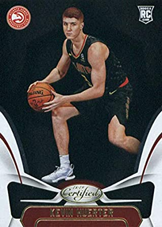 2018-19 Panini Certified  169 Kevin Huerter Atlanta Hawks Rookie Basketball  Card e388cd296
