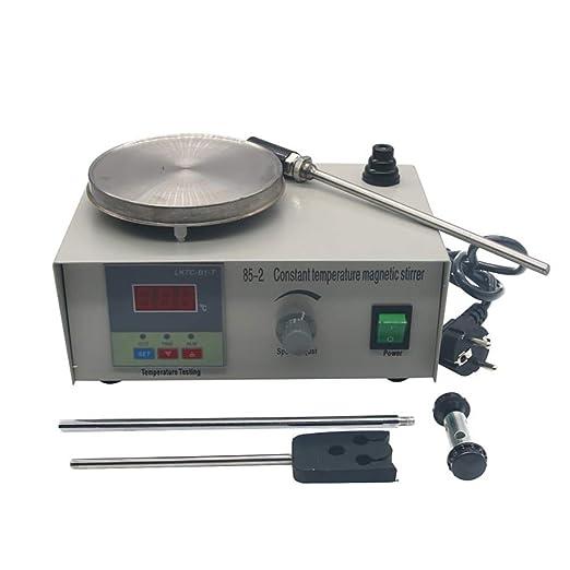 Agitador magnético de laboratorio, temperatura constante con la ...