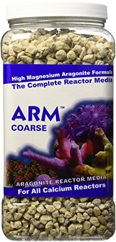 (Carib Sea ACS00529 Arm Reactor Coarse Filter Media for Aquarium, 1-Gallon)