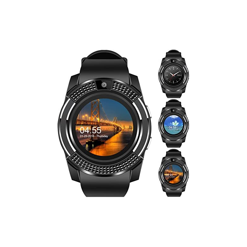 Padcod V8 Sports Smartwatch Bluetooth 4.