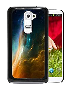 New Beautiful Custom Designed Cover Case For LG G2 With Wonderful Galaxy Phone Case