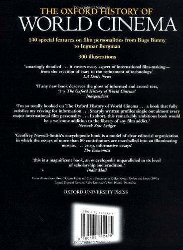 an introduction to the history of the study of the cinema Hence i shall first pursue this study through applying conventional theories of criticism to african cinema, discussing the problematic of interpreting the relationship between text and the reader intending to show how these 'conventional theories' are insufficient, and inadequate to explain materialist aesthetics of reality.