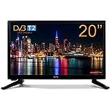 'NPG TV 210l20h TV LED 20TDT2USB Graveur. Mode Hôtel