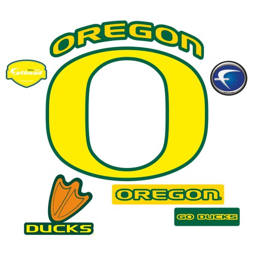 Fathead NCAA Oregon Ducks Oregon Ducks Logo
