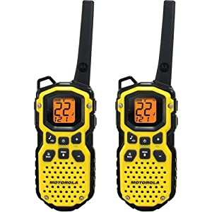 Motorola MS350R 35-Mile Talkabout Waterproof 2-Way Radio