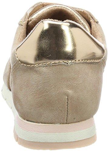 Sneakers 23617 Basses 37 Tamaris Femme Taupe Comb 344 EU Grau 5aHgfng