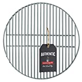 SmokeWare Stainless Steel Grill Grate - Compatible with Medium Big Green Egg, Heavy Duty Gauge, 16 inches