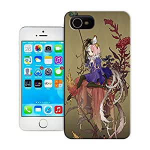 Fashion Case A beautiful young girl cartoon and Long Tailed cock top quality iPhone 6 4.7 case cover GrHQW8lulKG for sale by LeTian case cover