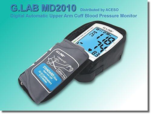 G.LAB Digital Automatic MD2010 Upper Arm Cuff Blood Pressure Monitor 51nc5iZYdNL